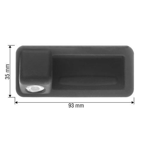 Камера заднего вида в ручку багажника для Ford Mondeo Превью 1