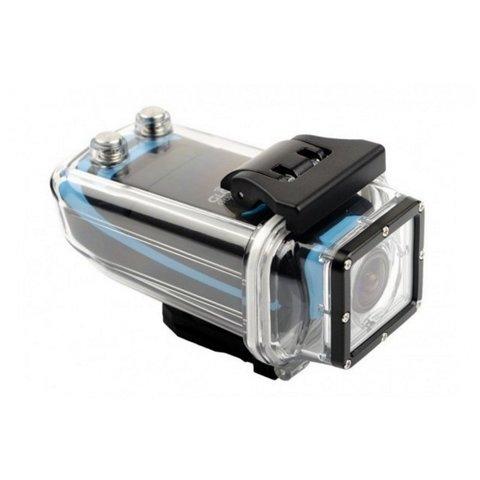 Спортивный видеорегистратор с монитором Globex GU-DVH006 Превью 1