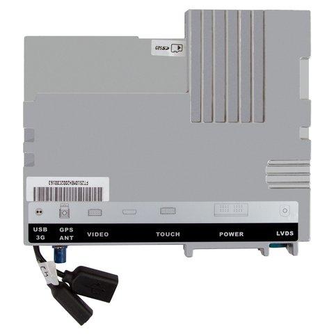 Навигационная система для Toyota с системой Touch 2 Panasonic Превью 4