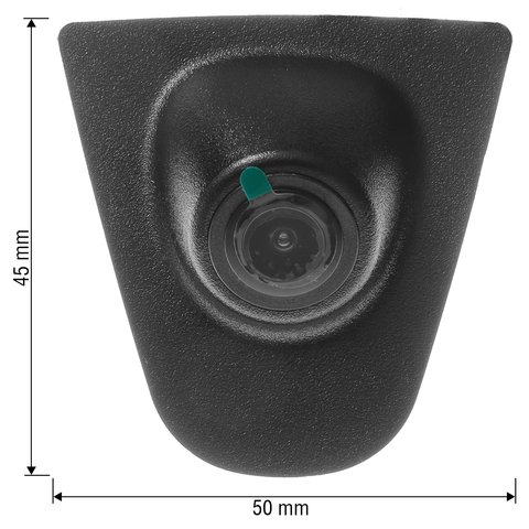 Камера переднього виду для Honda CRV 2017-2018 р.в. Прев'ю 5