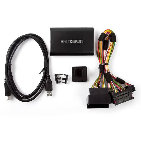 Автомобильный iPod / USB-адаптер Dension Gateway 300 для Opel (GW33OC1) Превью 5