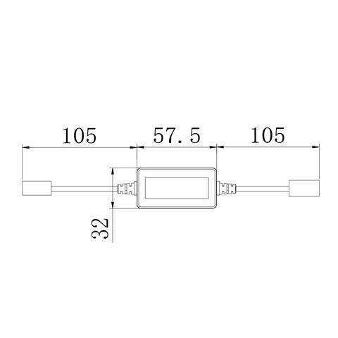 Адаптер CAN-шины для предотвращения ошибок ламп головного света UP-DE-H4 Превью 1