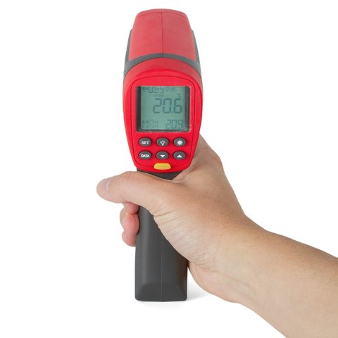 Інфрачервоний пірометр UNI-T UT305A Прев'ю 3