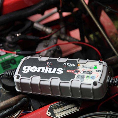 Інтелектуальний зарядний пристрій G7200EU для 12 В та 24 В акумуляторів - Перегляд 4