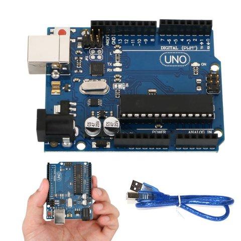Набор Arduino Умный дом (на базе UNO R3) + руководство пользователя Превью 2