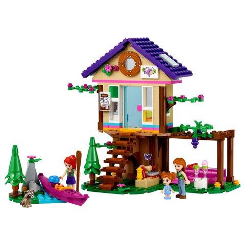 Конструктор LEGO Friends Домик в лесу 41679 Превью 1